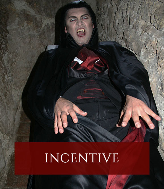 Dracula - incentive in the Giant Mountains. Banner