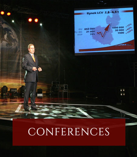 Conferences in Poland. Banner