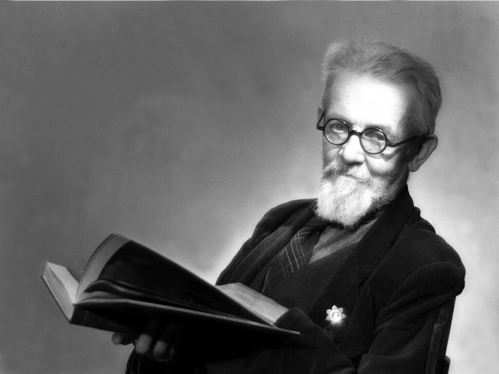 Mieczysław Orłowicz, fot. E. Hartwig, zbiory NAC